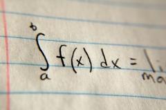 Tears on my math homework